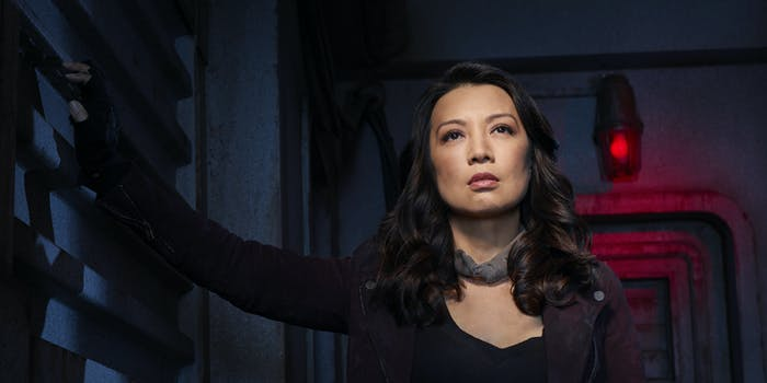 Agents of SHIELD Ming-Na Wen