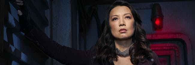 Agents of SHIELD Ming-Na Wen