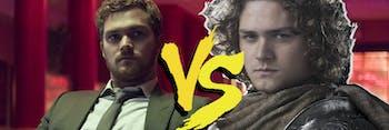 Iron Fist Finn Jones Game of Thrones