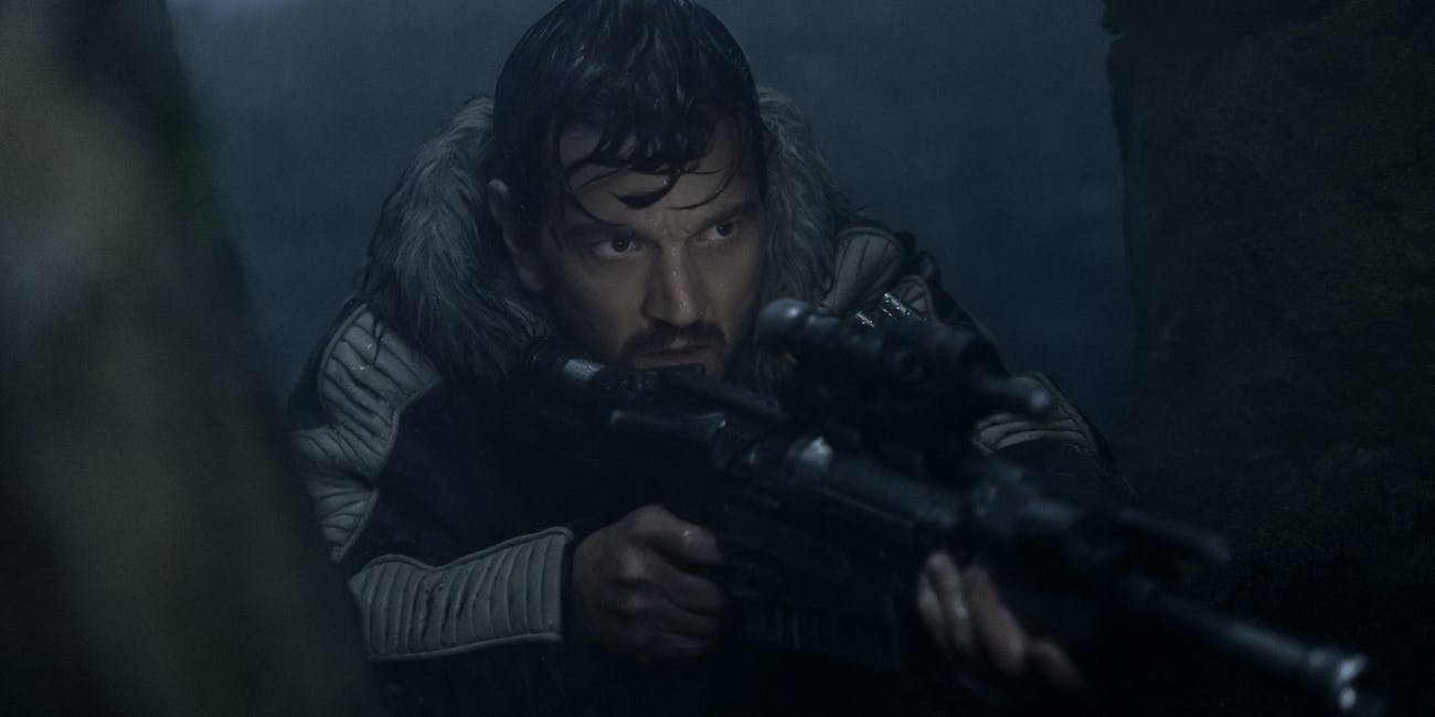 Star Wars Rogue One Cassian Andor
