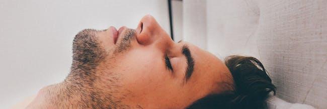 man sleeping narcolepsy brain hypocretin hypothalamus