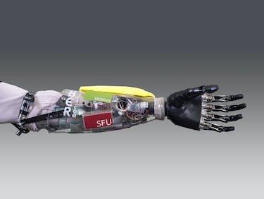 Cybathlon robot cyborg prosthetic arm hand machine bionic