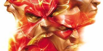 DC Flash War Joshua Williamson