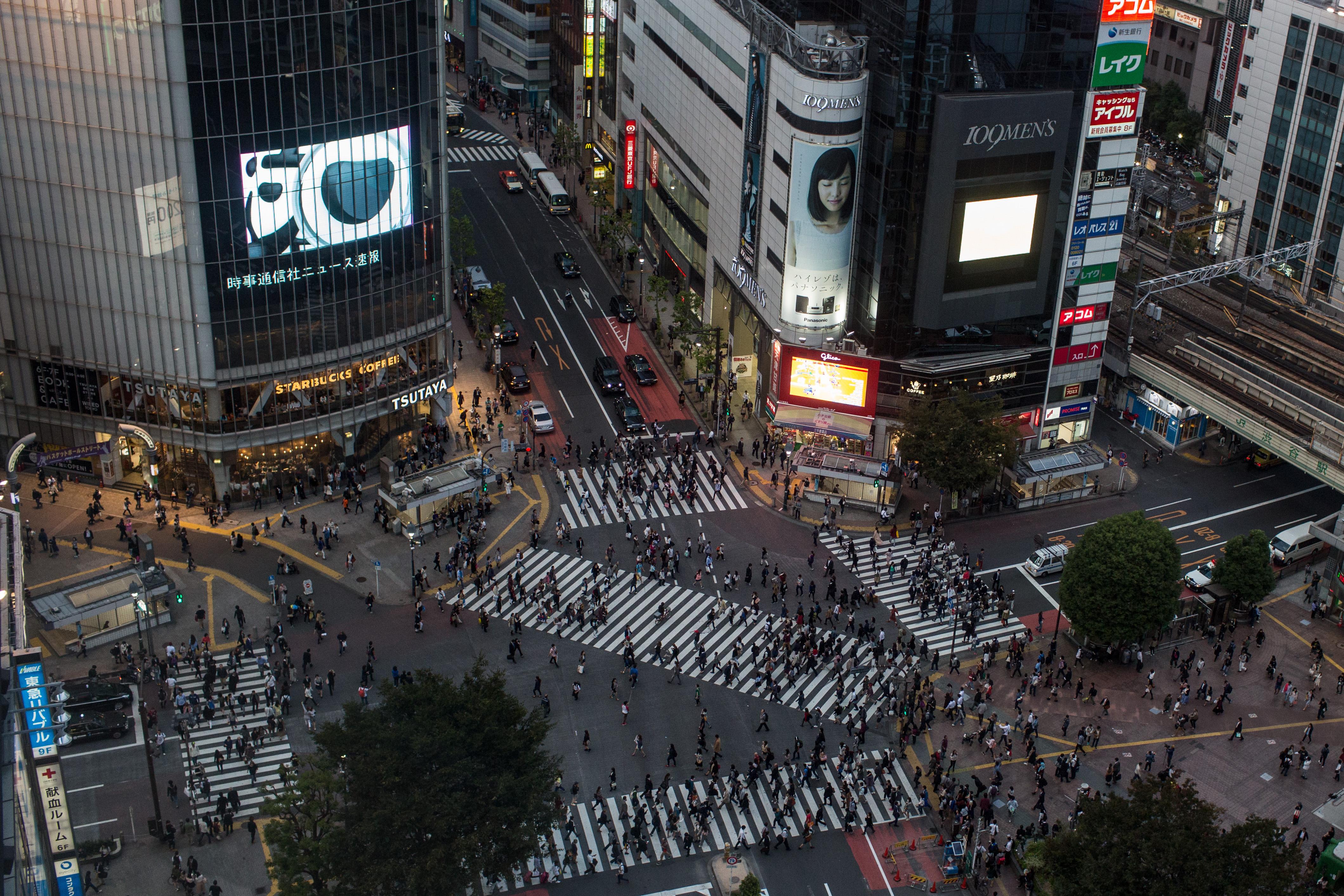 Deindustrialization Of China Tokyo