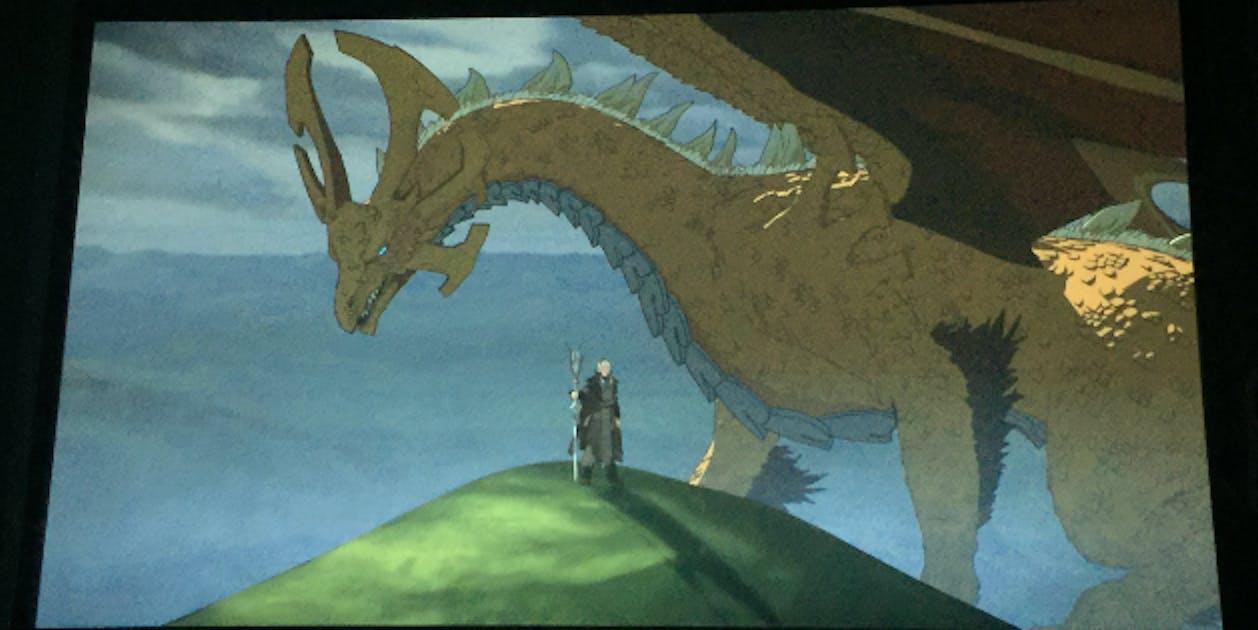 dragon prince season 3 new footage comic con 2019 panel