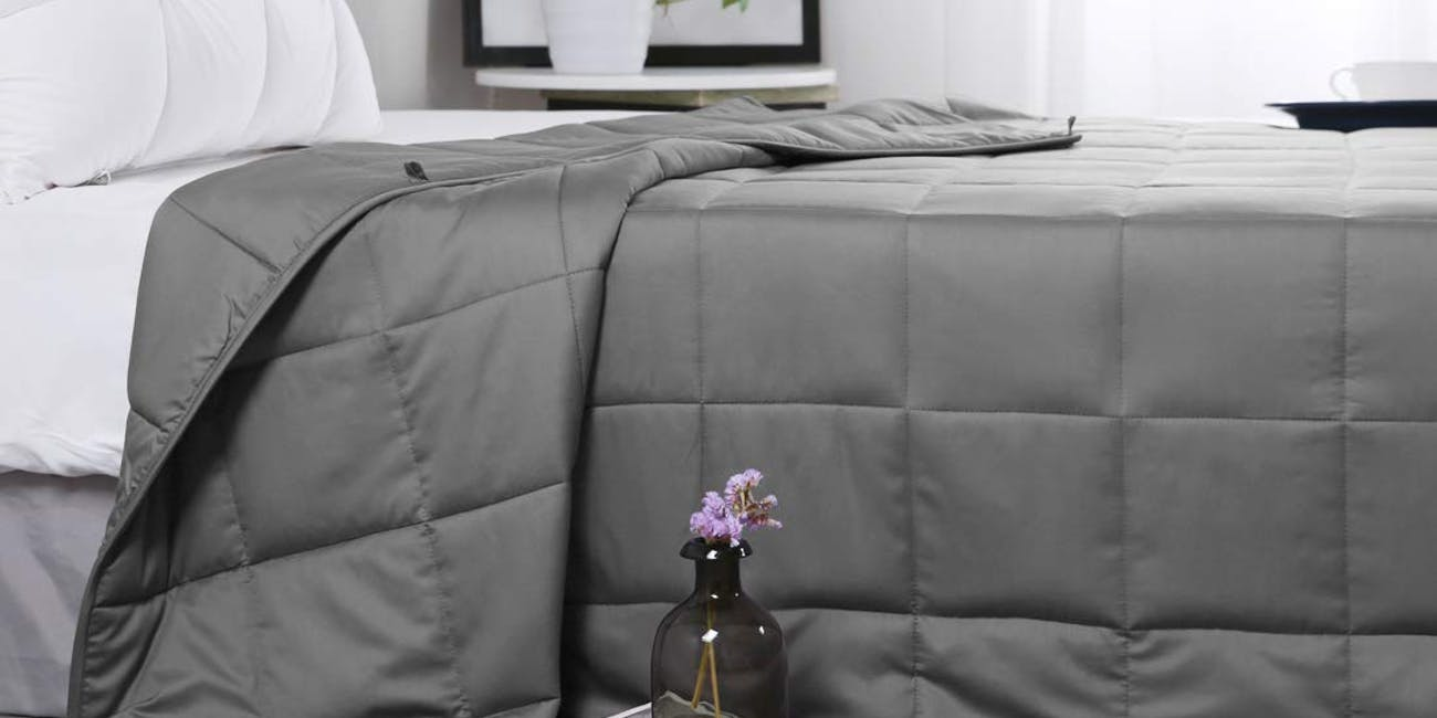 EDILLY Weighted Blanket