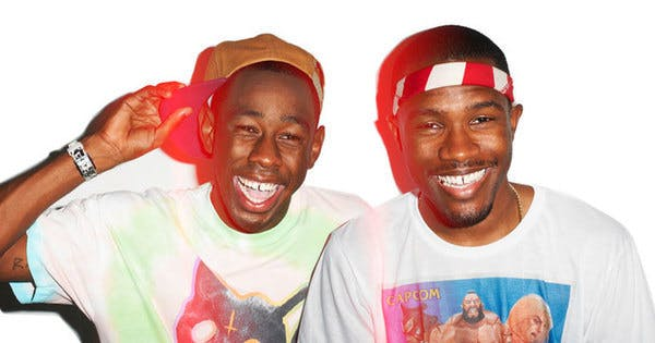 tyler the creator gay frank ocean