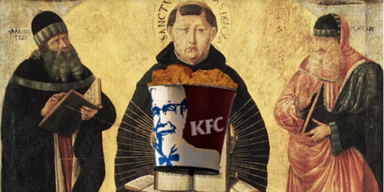 Domestic chicken evolution was driven by medieval Catholics.