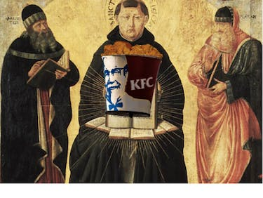 Thank Medieval Catholics for Your KFC Obsession, Say Scientists
