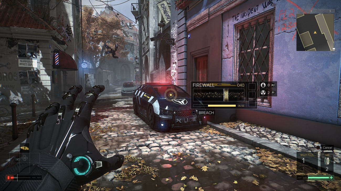 Deus Ex: Mankind Divided' Fixed the Franchise's Hacking