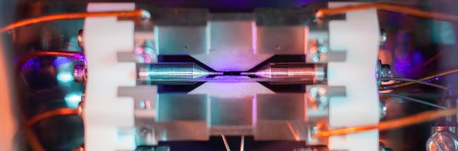 best science photography single atom