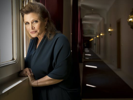 'Star Wars' Fans and Cast Pay Touching Tribute to Carrie Fisher