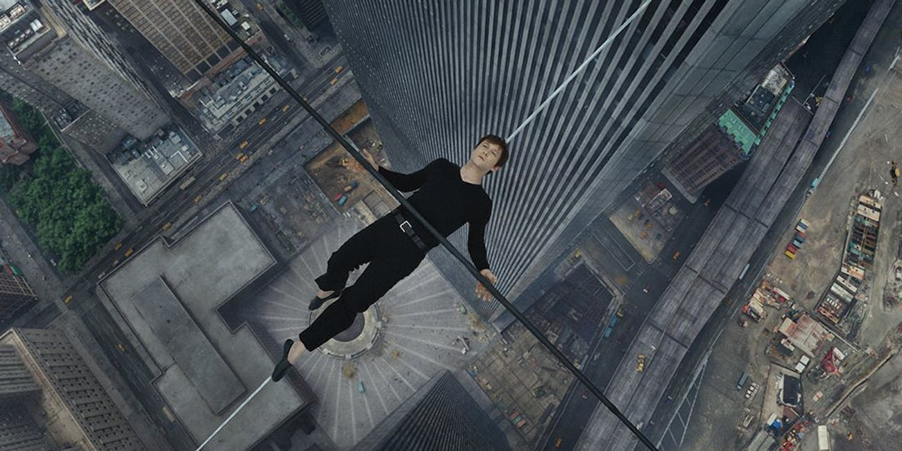 The Walk' Is a Twin Towers-Sized Special Effects Tease | Inverse