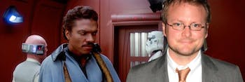 Lando was almost in 'The Last Jedi'.