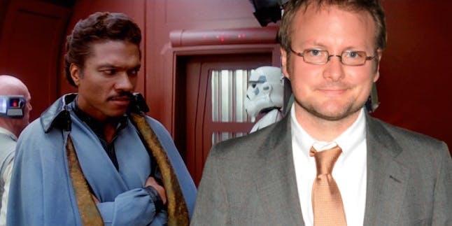 Lando was almost in 'The Last Jedi'.