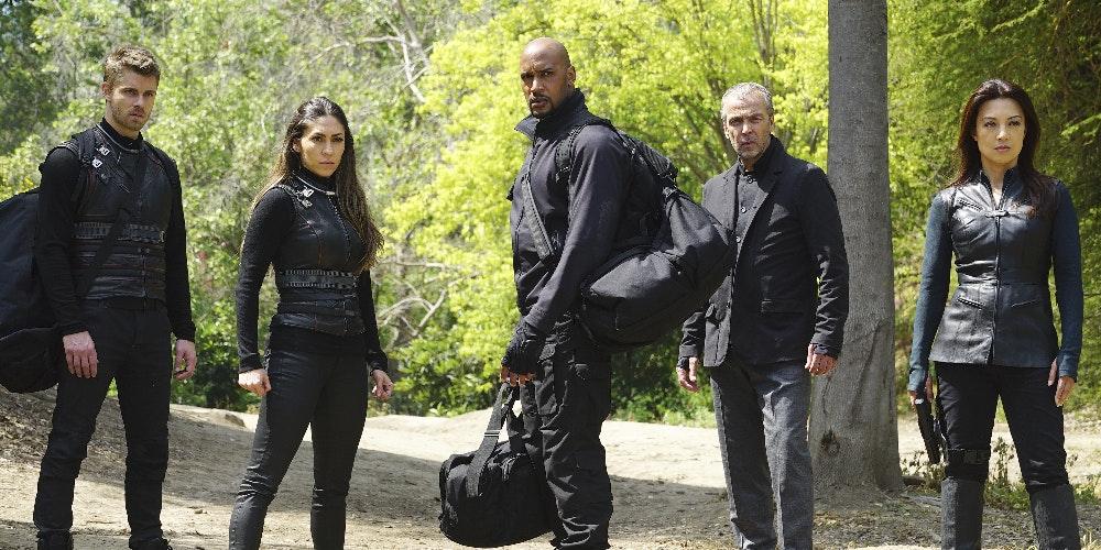 Marvel's 'Agents of SHIELD' Season 3 Finale Explodes as Daisy Fulfills Destiny