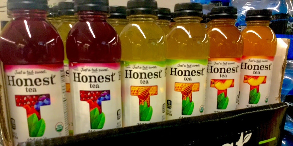 Honest Tea honesty experiment.