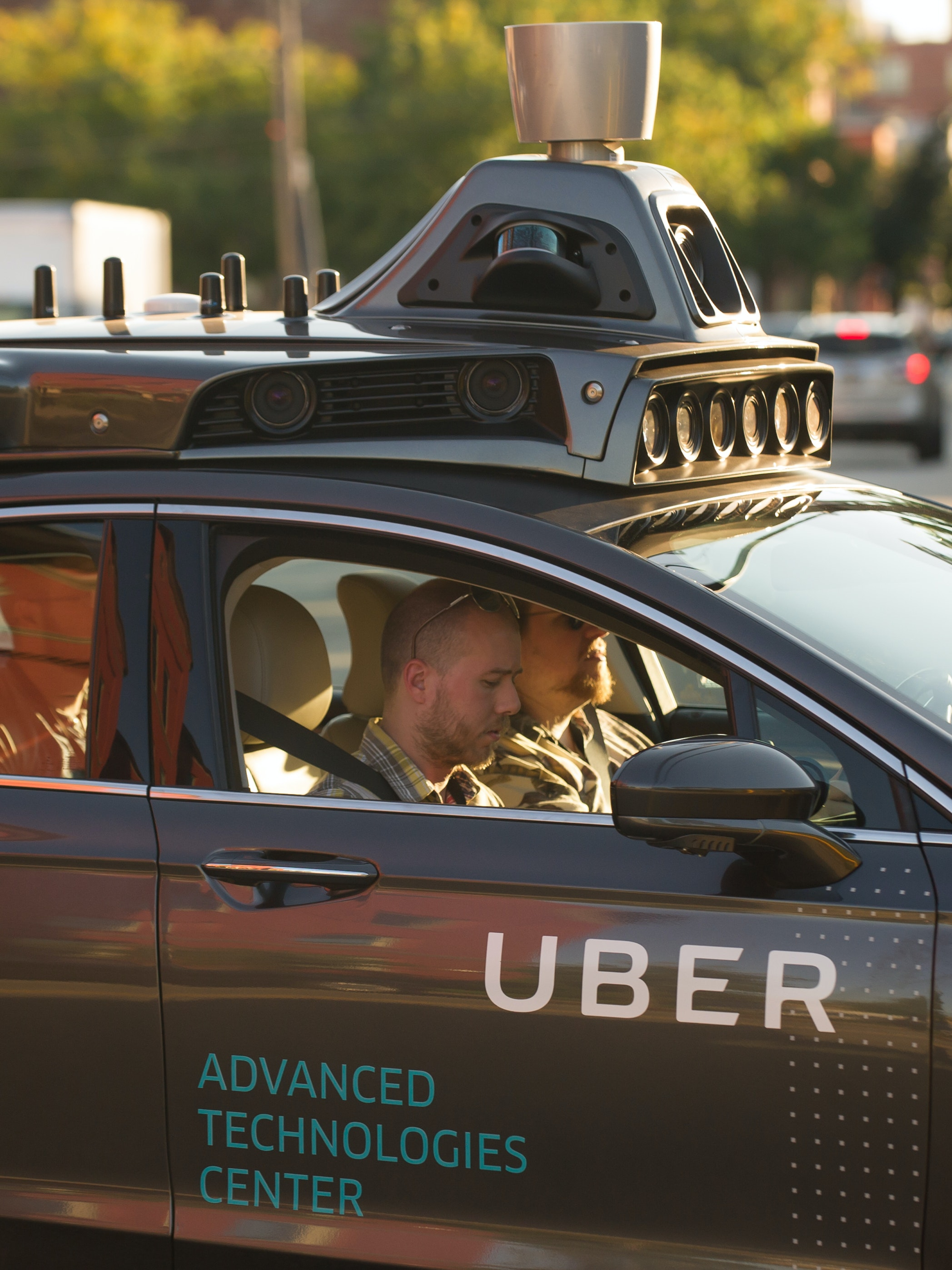 Watchdog Trump Should Boot Auto Execs From Self Driving