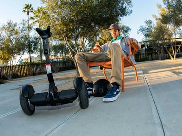 The Ninebot by Segway MiniPRO Could Be the Hoverboard We've Been Waiting For