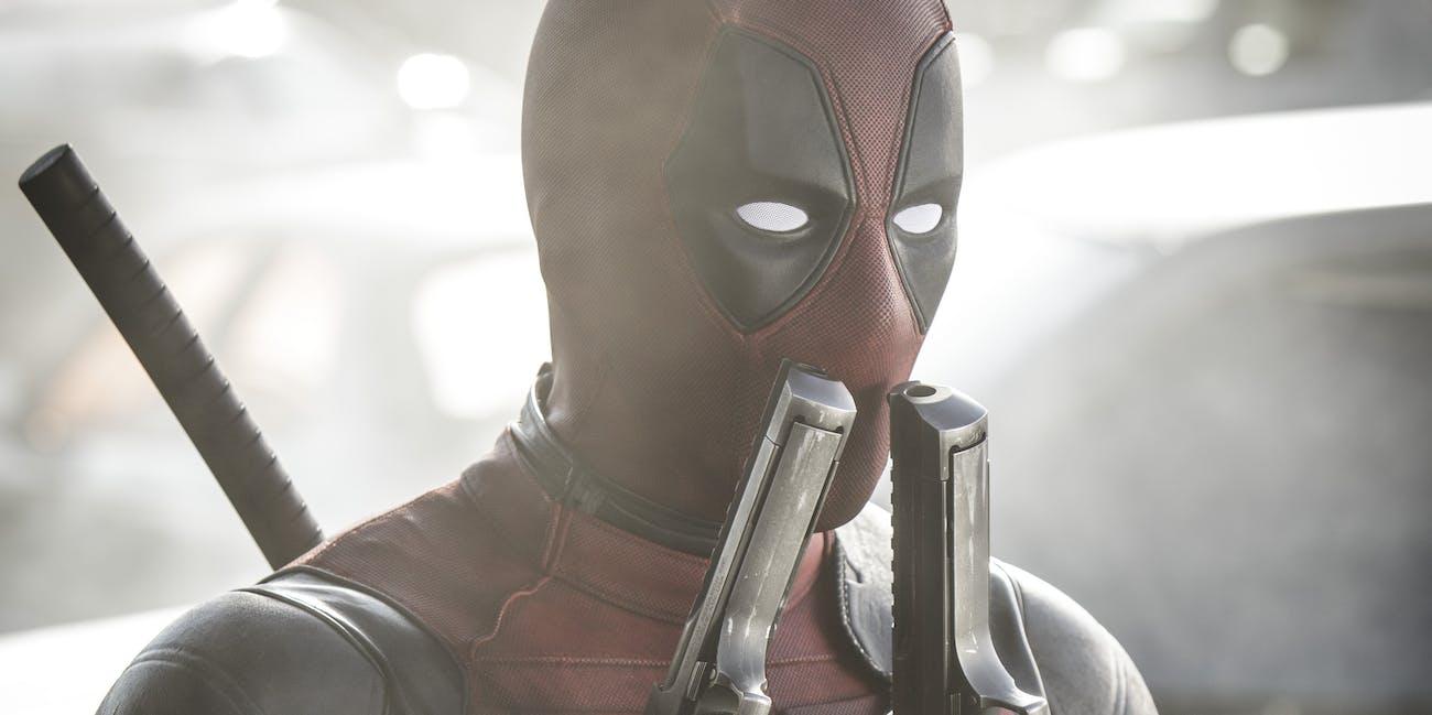 Deadpool Penis