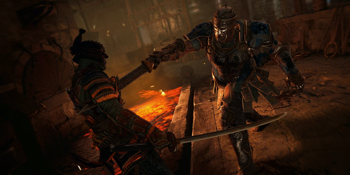 'For Honor' Shadow and Might DLC Centurion Ubisoft