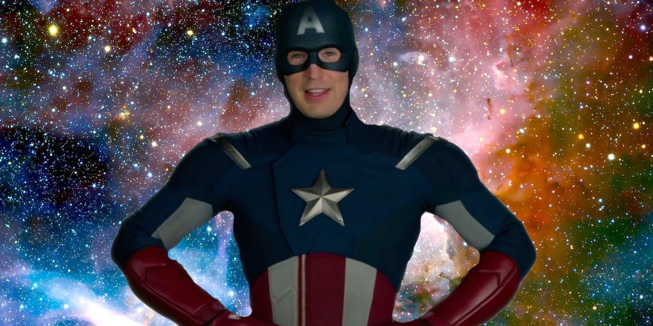 I love Chris Evans.