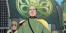 Boycotting Marvel Isn't Enough to Stop Nazi Cap