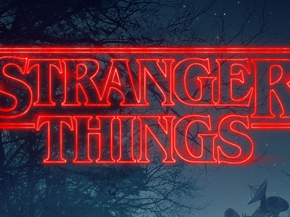 That 'Stranger Things' Font: Same as 'Star Trek' and Stephen King