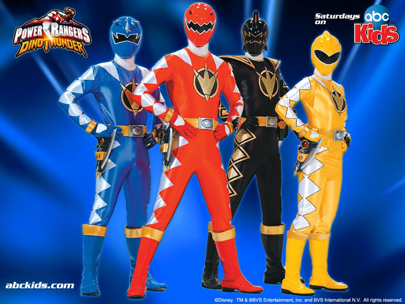 Ranking Every 'Power Rangers' Uniform, From Classic Series