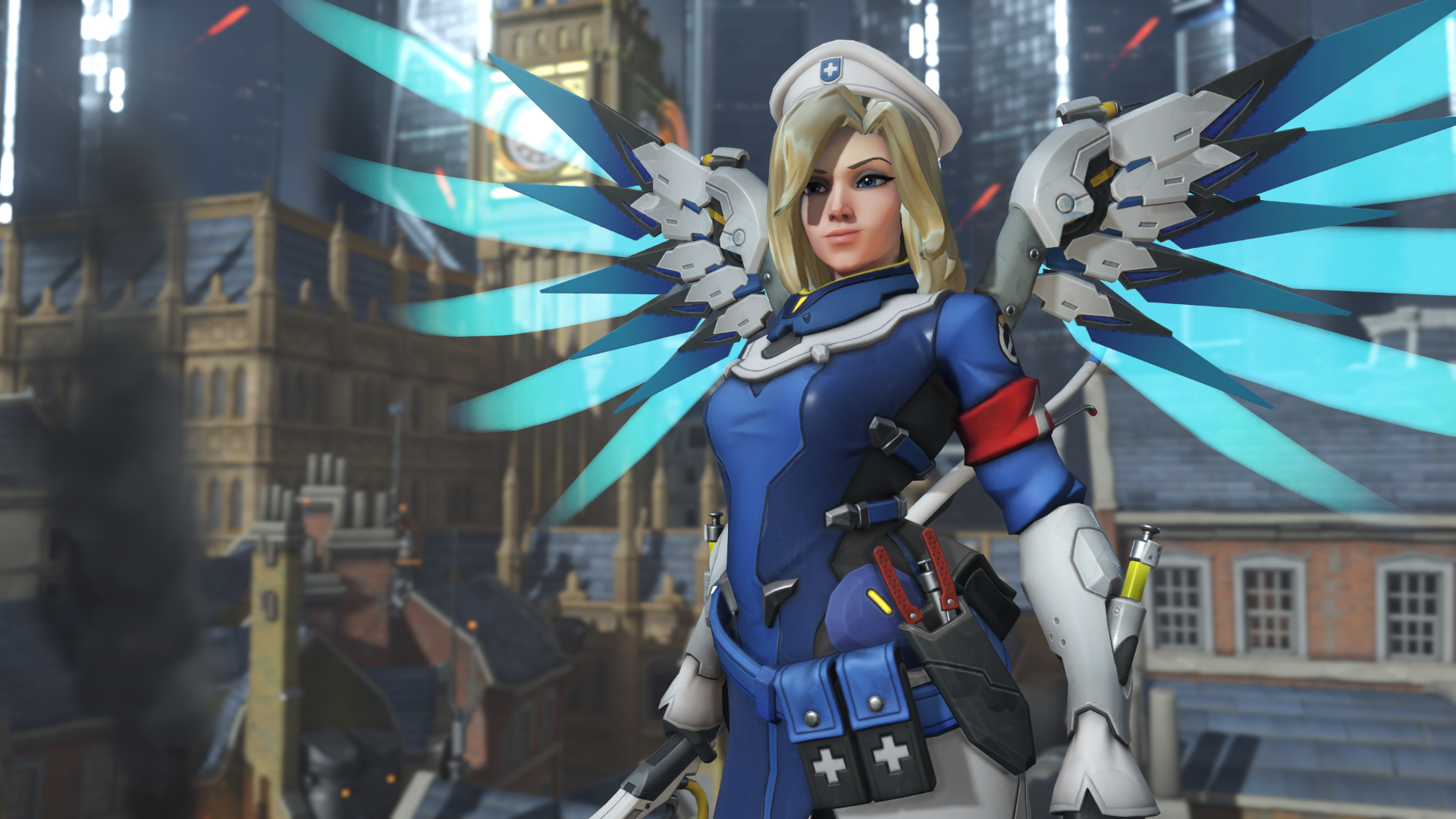 Combat Medic Ziegler is the hard-to-beat choice for healer in Uprising.