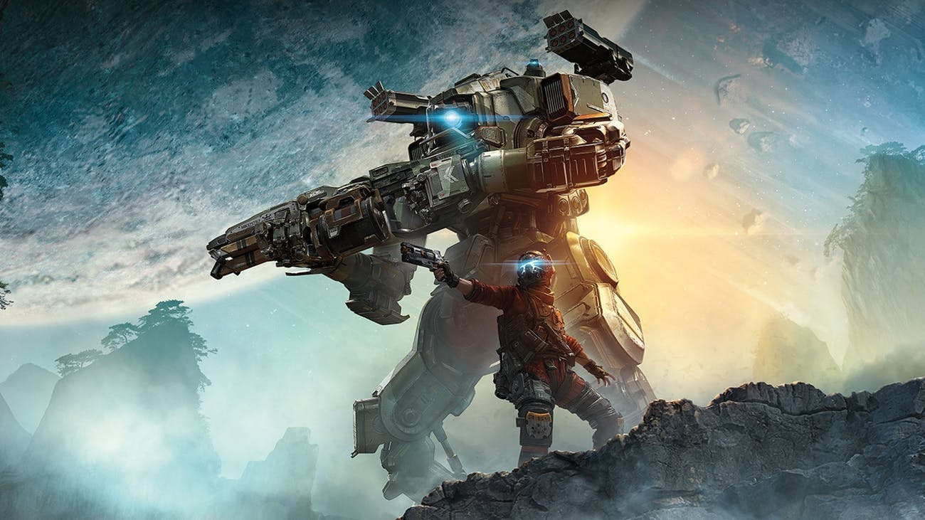 Titanfall 2 from Respawn Entertainment, EA