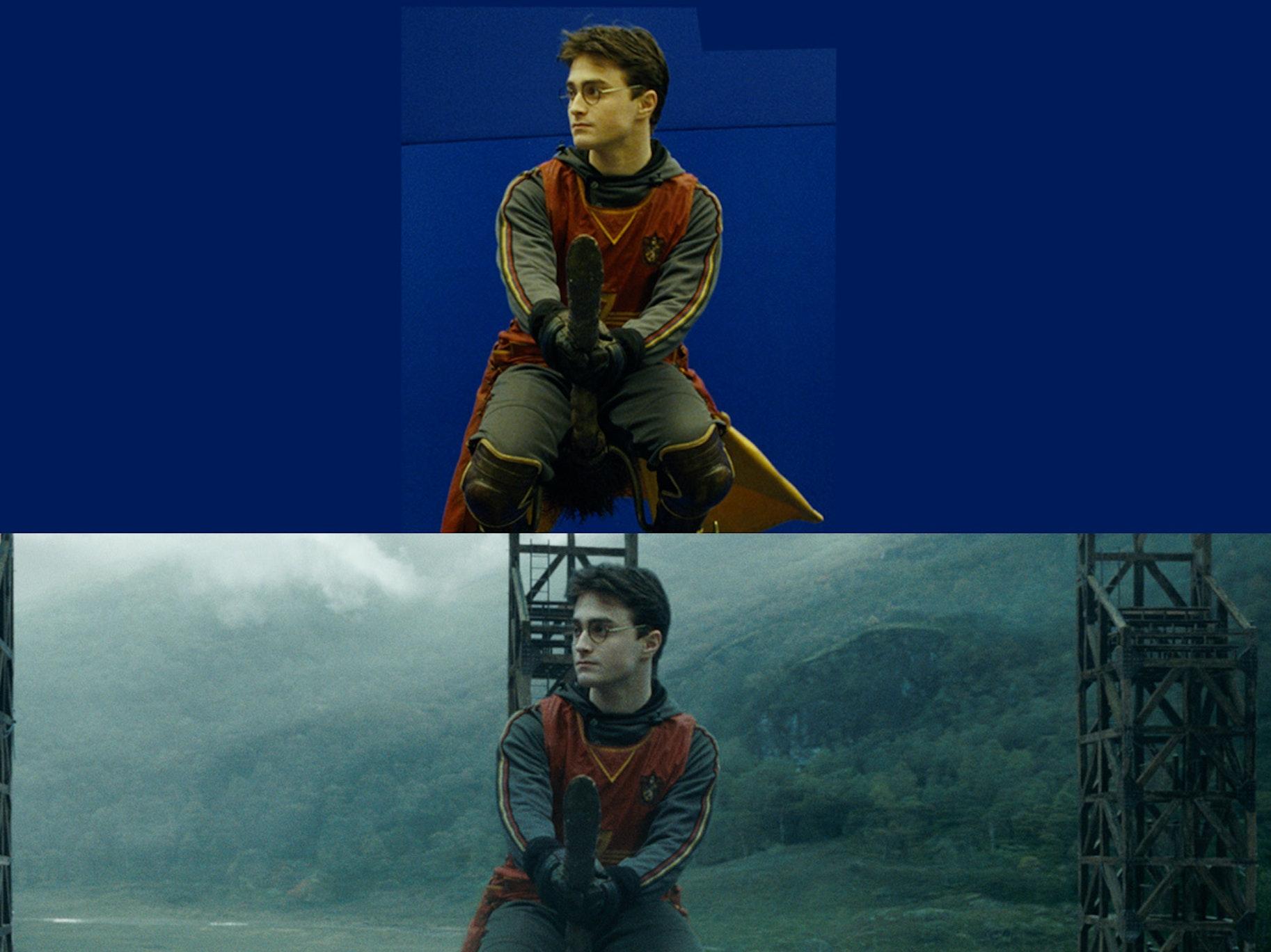 The VFX of Quidditch