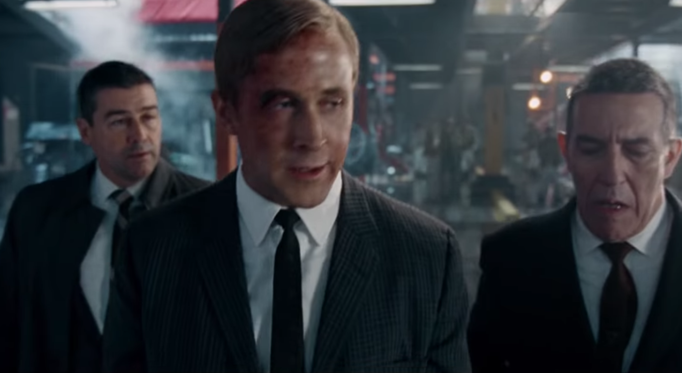 In First Man Trailer Ryan Gosling As Neil Armstrong Gets Pummeled