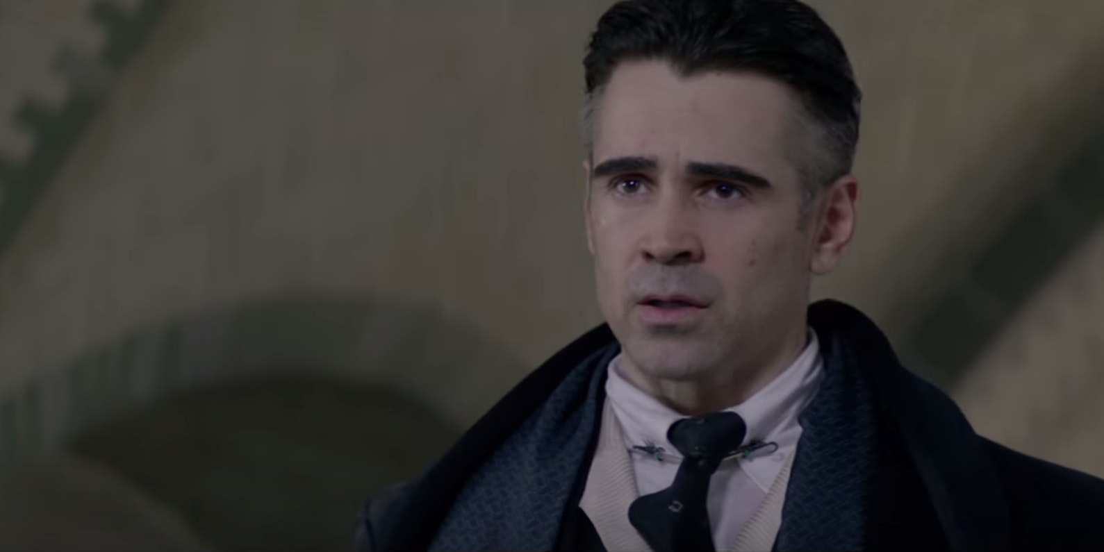 Colin Farrell as Percival Graves in 'Fantastic Beasts and Where to Find Them'