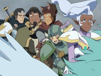 Voltron Legendary Defender Monsters and Mana