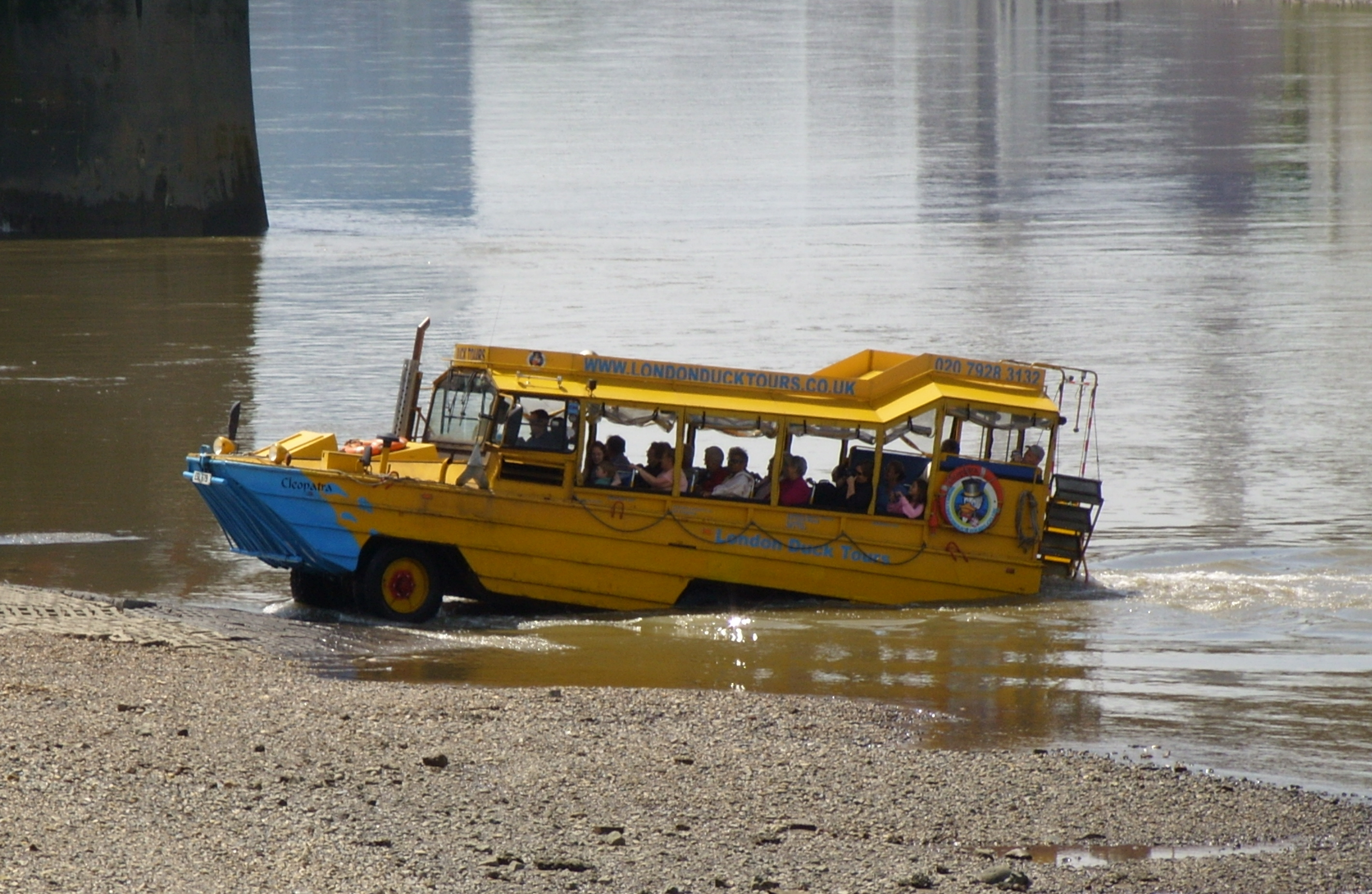 The Missouri Duck Boat Accident Resulted From a Well-Known Design