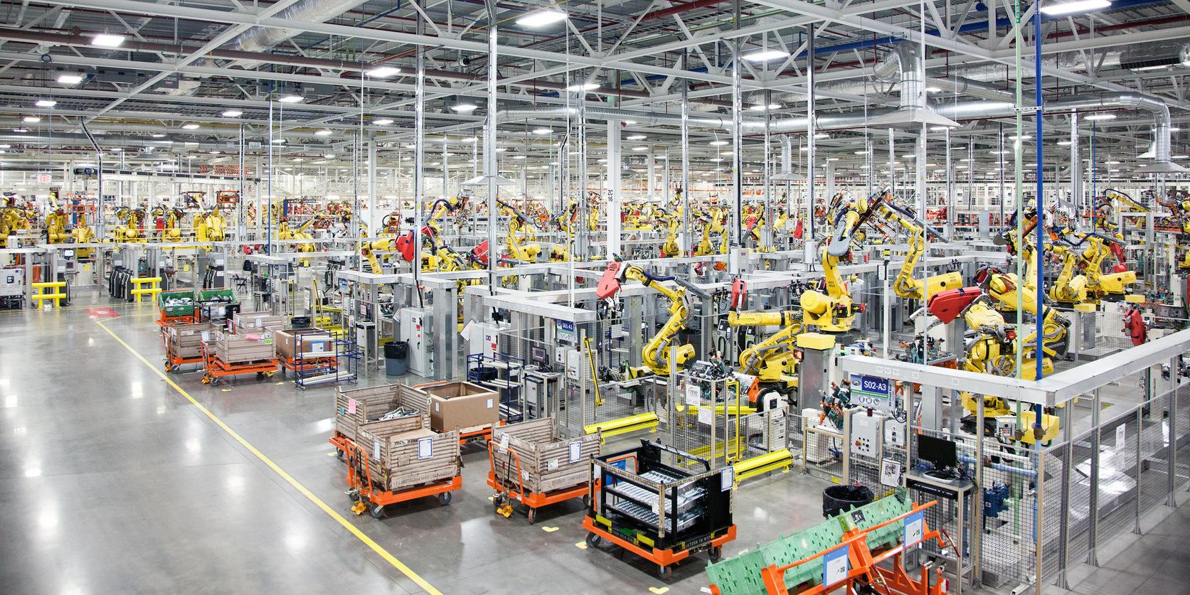 Foxconn nov proizvodni obrat