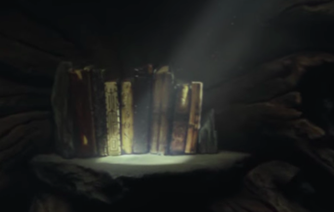 Last Jedi Trailer Reveals Books And Paper Exist In Star Wars