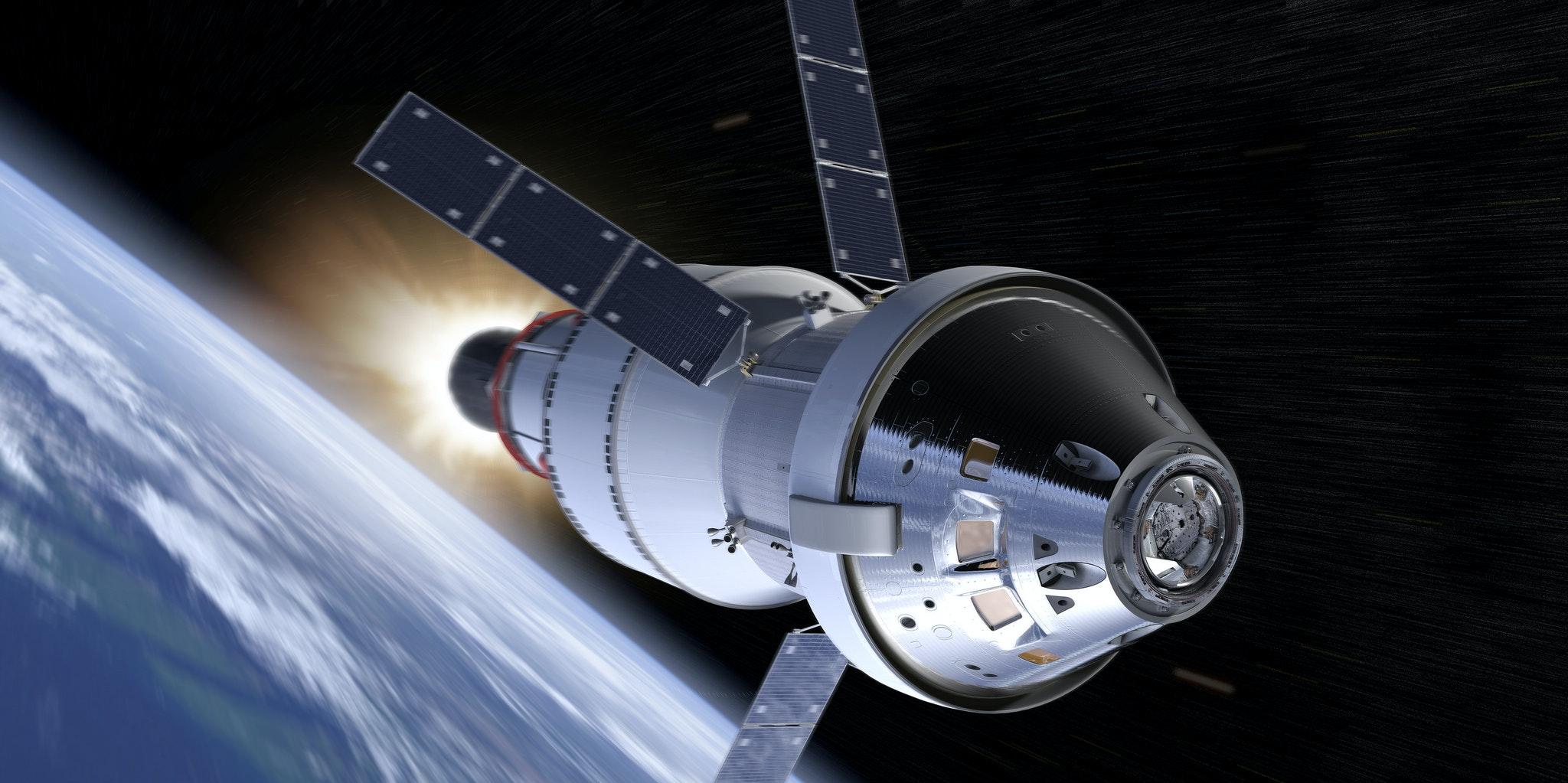 NASA Nixes Plans to Send Astronauts to Lunar Orbit in 2019
