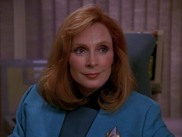 Dr. Beverly Crusher Is a Bastion of Starfleet's Progressivism