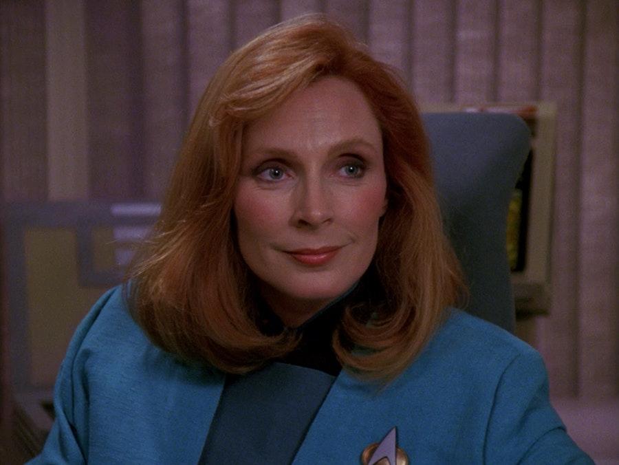 Dr. Beverly Crusher Is a Bastion of Starfleet's Progressivism