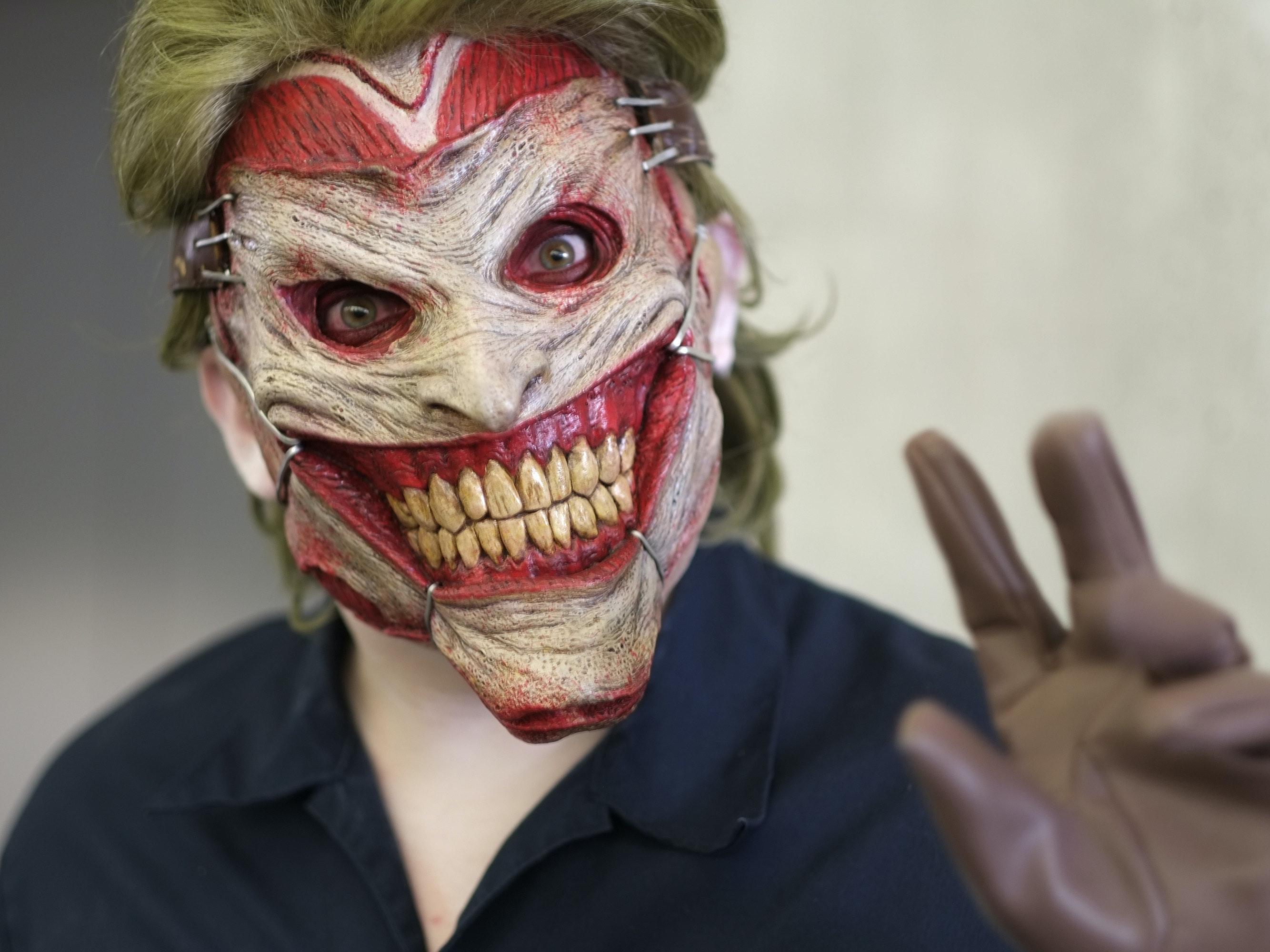 Joker Cosplay Halloween