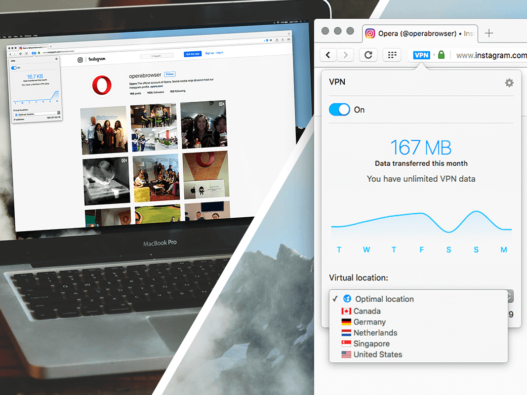 Want a Free VPN? Download Opera's New Desktop Browser
