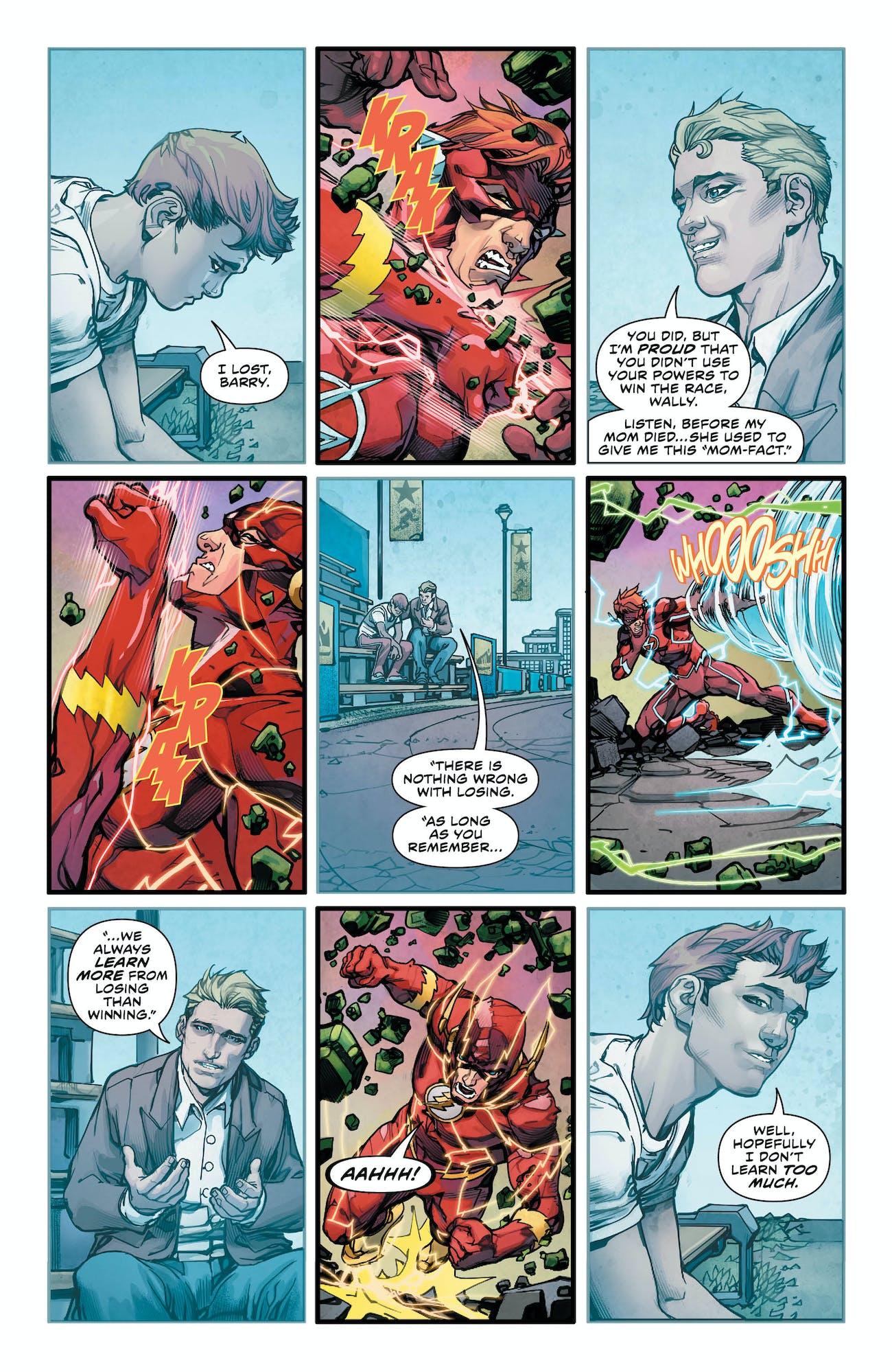 The Flash 50 Flash War