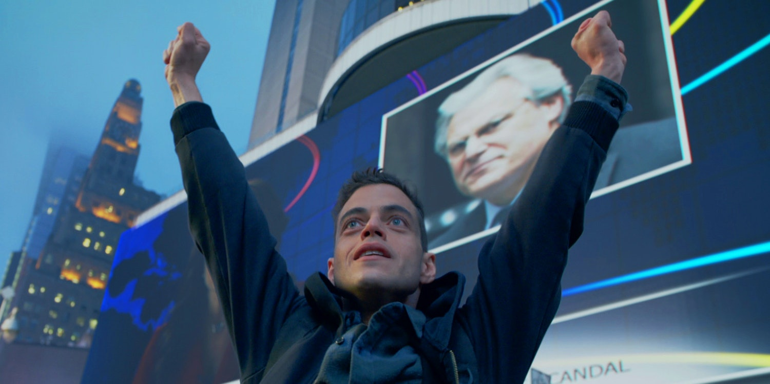 The 'Mr. Robot' Revelation: We're All Slaves, Revolution Is Futile