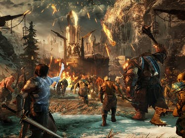 WB Games Monolith Productions Middle-earth Shadow of War