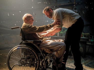 Patrick Stewart Says Pay Attention to the Border in 'Logan'