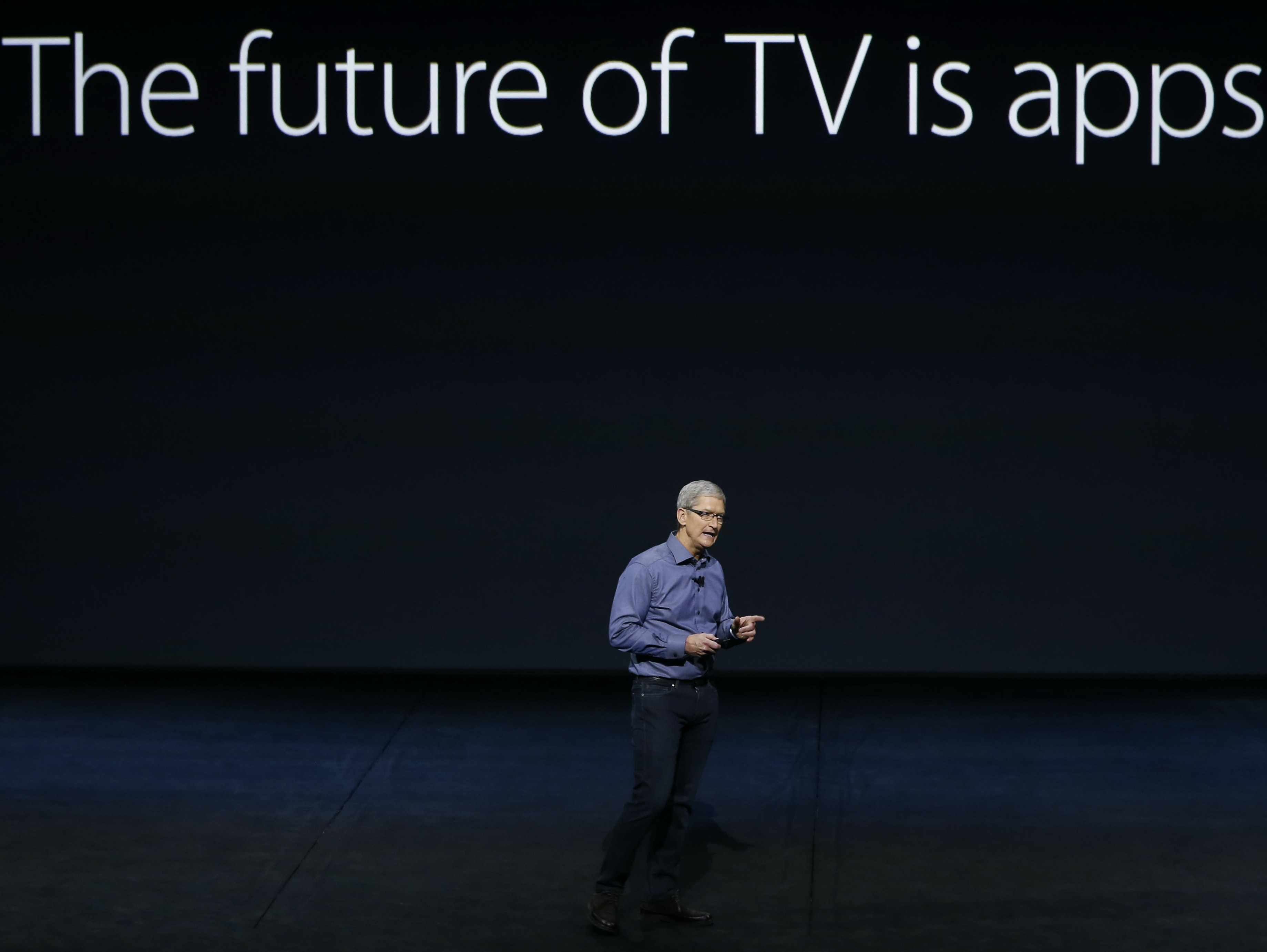 "Apple Has ""Intense Interest"" in Becoming a Content Creator, Too"