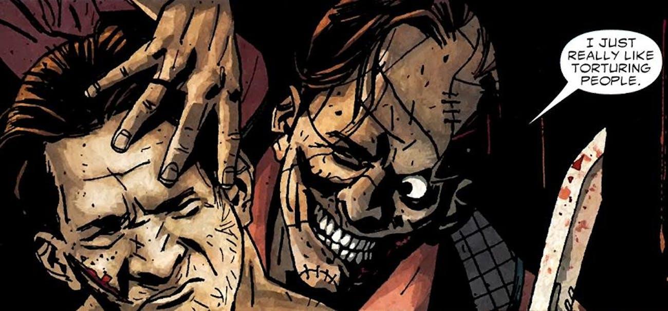 Jigsaw Netflix Marvel Punisher