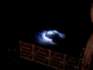 Godlike Space Mission Spots Extreme Flashes of Blue Striking Earth